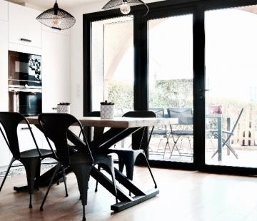 Rénovation des fenêtres d'une villa provençal à Nice pour une isolation thermique